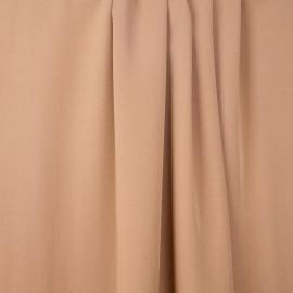 Tissu proviscose beige - pretty mercerie - mercerie en ligne