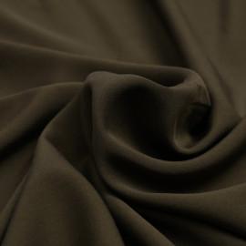 Tissu Tencel sergé kaki - pretty mercerie - mercerie en ligne