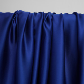 Tissu Cupro,Bemberg classic blue| Pretty Mercerie | mercerie en ligne