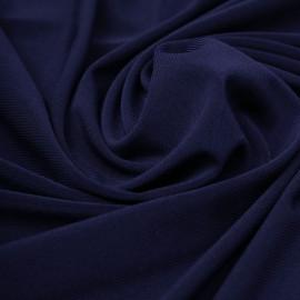Tissu doublure maillot de bain bleu marine   Pretty Mercerie   Mercerie en ligne