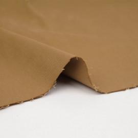Tissu denim chino biscuit   pretty mercerie   mercerie en ligne