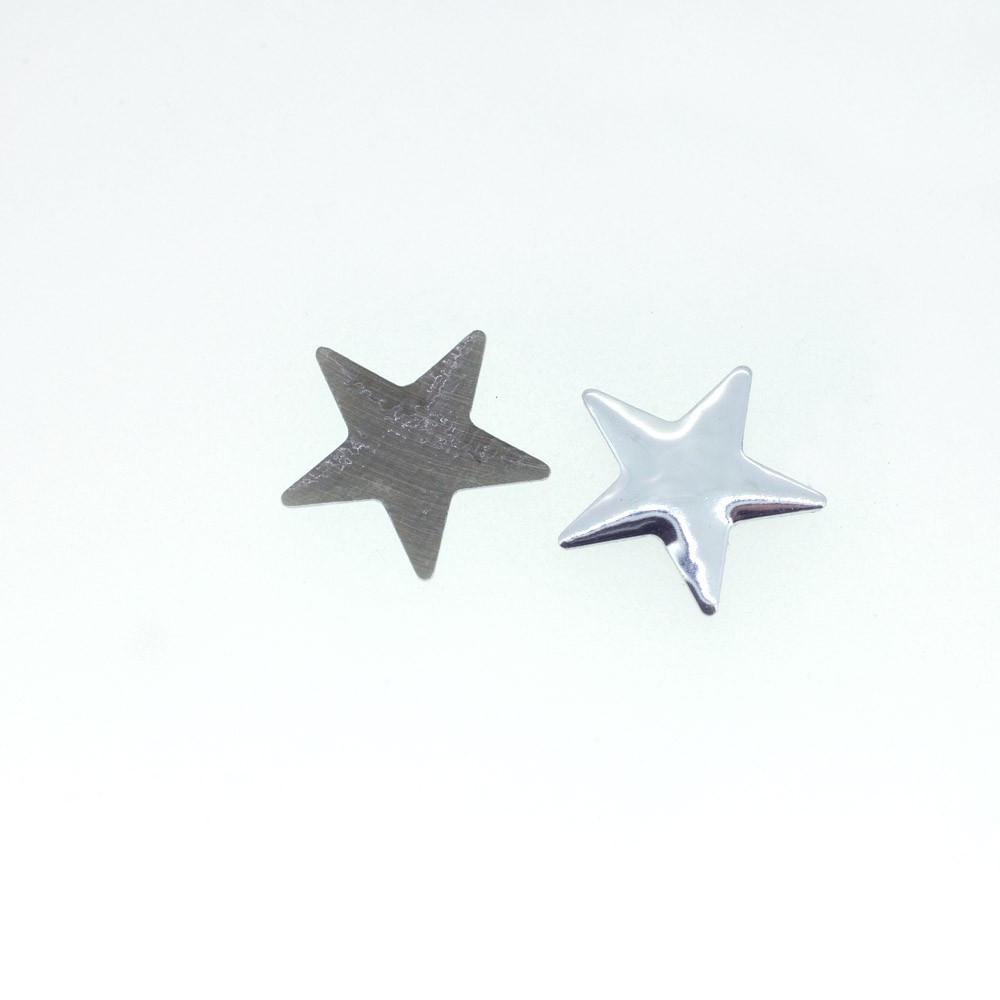 Clous étoile argent