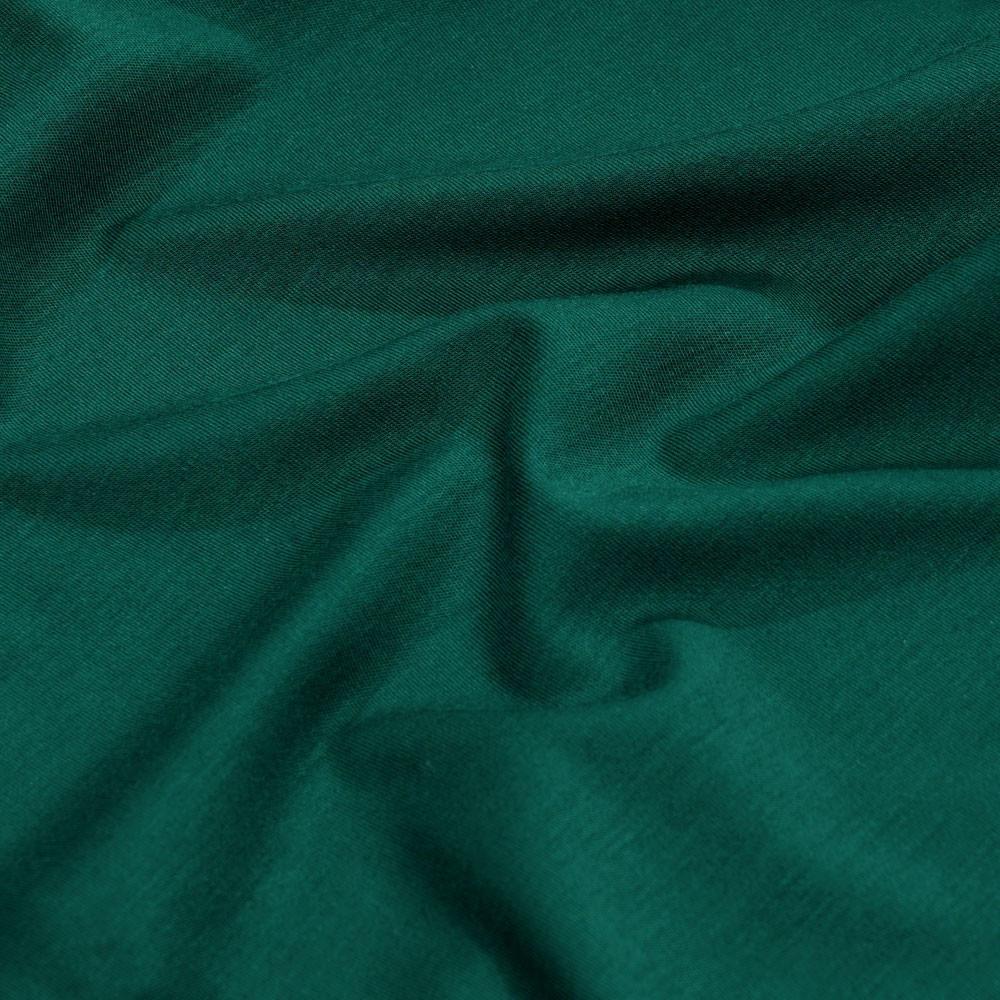 achat tissu jersey bambou vert everglade - pretty mercerie - mercerie en ligne